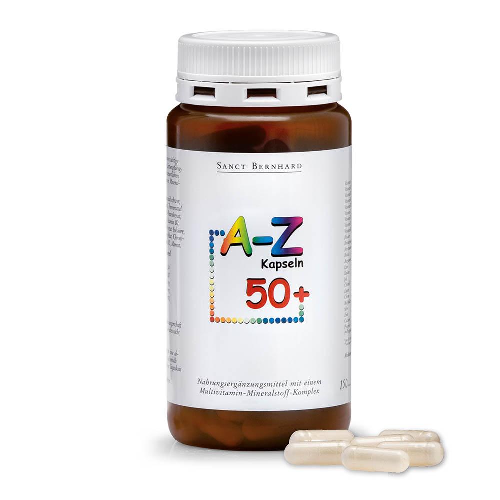 AZ Capsules Kräuterhaus Sanct Bernhard Online Shop - What needs to be on an invoice vitamin store online