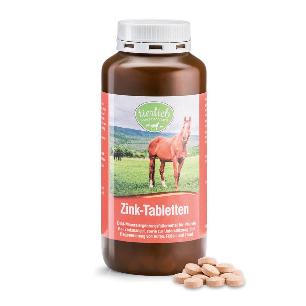 Zinc Tablets For Horses Krauterhaus Sanct Bernhard Online Shop