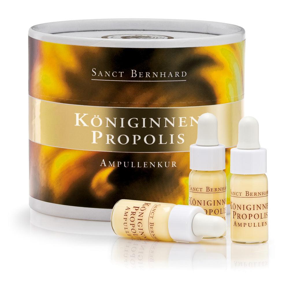 Queens Propolis Ampoules Kruterhaus Sanct Bernhard Online Shop Gold