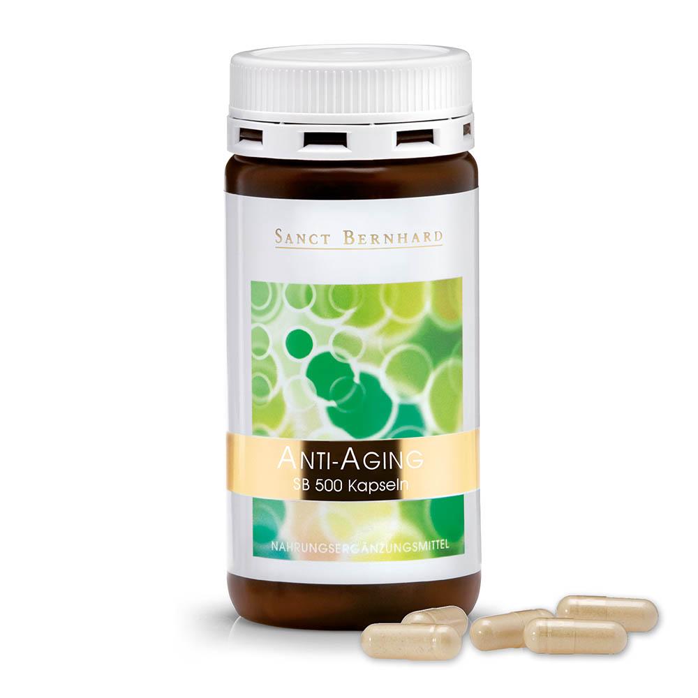 Anti aging capsules